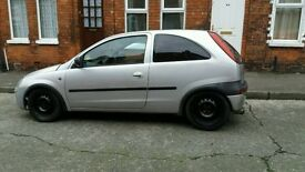 """Vauxhall Corsa C 1700 Di 16v Forsale. """"Needs gone asap.So Open to offers, but sensible ones"""""""