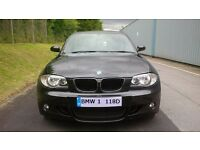 BMW 1 SERIES 118D M