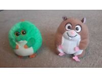 Soft toys only £3.00