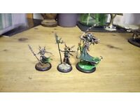 Painted Warmachine Cryx Army - sold individually or as a large army