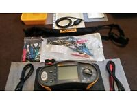 FLUKE 1663 MULTIFUNCTION TESTER BRAND NEW WITH CALIBRATION CERTIFICATE 2019 FREE P/P