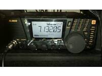 HF Transceiver Alinco DX SR9 Mint Condition Boxed For Sale