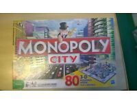 Monopoly City Game