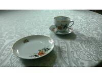 tea set - vintage/retro