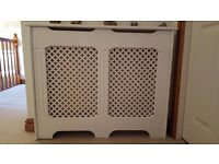 Cream radiator cover for sale