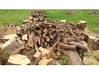 Chopped wood great for logburners/fireplace