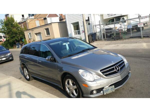 Used 2010 Mercedes-Benz R-Class