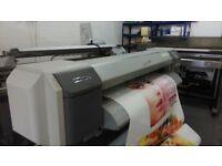 Mutoh ValueJet 1614, eco solvent, large format printer