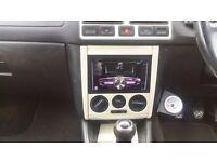 Its a vw golf gti turbo 1.8 petrol its 230 bhp it is one fun car to and handles mint