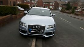 Audi a4 59 plate s line