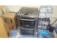 Electrolux free standing cooker (Gas hob, electric oven)