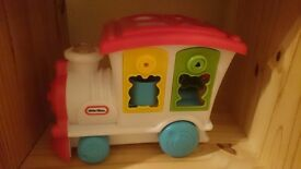 Little Tikes Sort n Go Activity Train