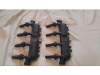 Peugeot 206 Hatchback Fuel Injectors x2 (one from a 1.1L from 2001) (should work)