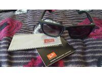 Sunglasses Ray Ban Justin RB4165 601/8G
