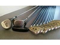 Golf clubs Golden Bear