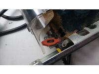 Black & Decker Jigsaw KS633E Variable Speed 400W With Superlok