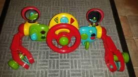 ELC Pram Steering Wheel Toy