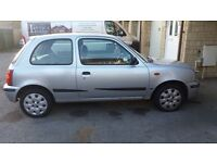 Nissan Micra Celebration (2000) spares and repairs