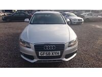 I'm selling my Audi A4 Automatic, The reason of selling bought new car.Very Good condition