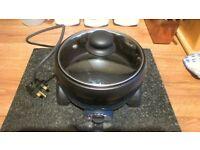 Electric crock pot