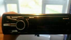 Sony Car stereo I pod player