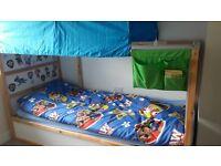 Kids Bed Ikea Reversible
