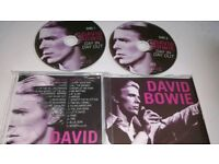 See ALL PICTURES the lot for £200 last of my bowie collection
