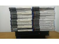 Playstation PS2 and games