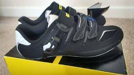 Mavic Ksyrium Elite WII cycle shoes size 7.5 (41.5)