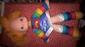 Rainbow Brite Doll Retro original 1983