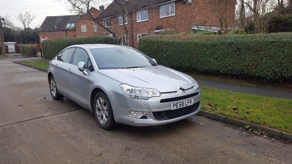 Citroen C5 2.0 Hdi Exclusive Leather Cruise Full History Great Economical Diesel Cruiser Tdi £1850