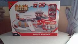 Super garage sets