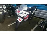 Honda CBR 125 for Swap Yamaha DT WR 125