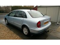 Citroen C5 2.0 HDI MOT AUG