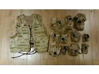 British Army webbing as new