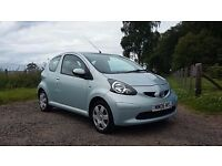 Toyota Aygo VVT-i 06 plate. FSH. Perfect first car, like corsa, clio, punto
