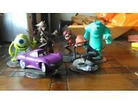 Disney Infinity figures x 6