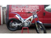 1999 gas gas txt 270 trials bike px trials Mx Enduro road delivery gasgas
