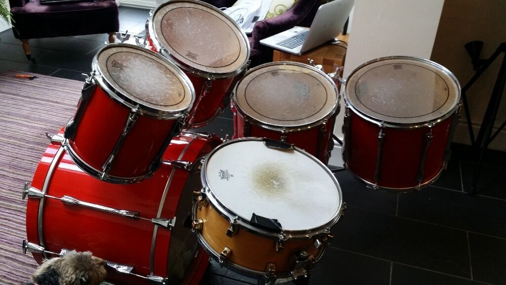 Yamaha Drum Set Rock Tour Yamaha Rock Tour Custom Drum