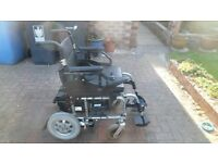 power wheelchair/scooter