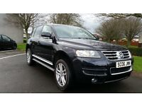 Volkswagen Touareg 3.0TDI V6 Altitude - 56reg - ****FULL YEAR MOT****-SALE or SWAP