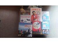 Books New/Nearly new