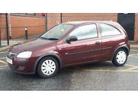 Vauxhall Corsa 1.0, 10 months MOT