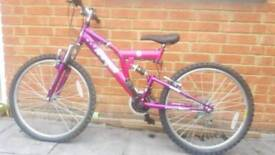 Bicycle for girl excellent condition
