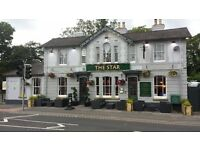 Chef required at The Star Pub