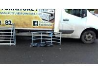 2 metal single bed frames £29 each
