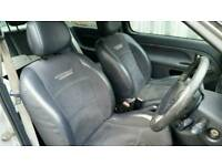 Clio sport front and rear seats