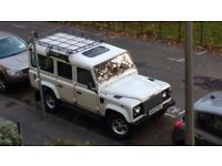 Landrover Defender 110 CSW TD5