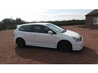 Honda Civic Type R Facelift 1 year Mot