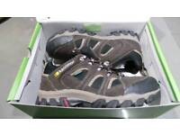 Karrimor Bodmin Low IV Weathertite Walking shoes Size 7